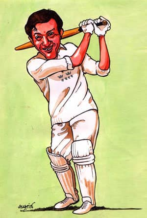 Pataudi was a tiger in the covers; the best in the world