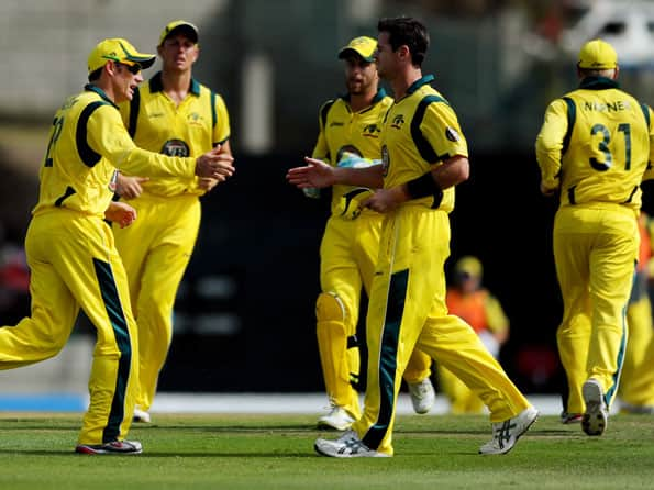Australia bowl out West Indies for 160 in second T20 match