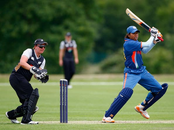 Goswami's all-round performance inspires Indian victory