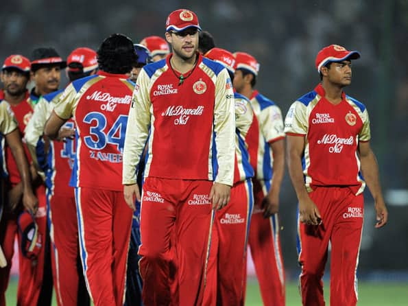 BCCI directs RCB to obtain NOC from players on revised salary schedule