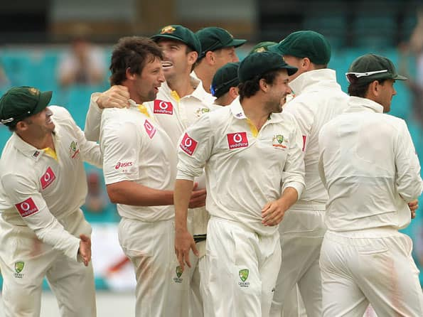 Live Cricket Score India vs Australia second Test at Sydney: India reeling at 351/8 at tea on day four