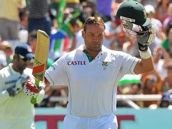 Kallis may only bat in World Cup warm-up match