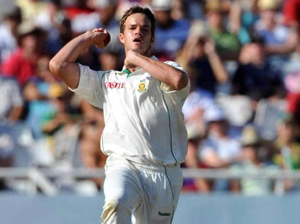 Albie Morkel ruled out of second Test due to ankle injury