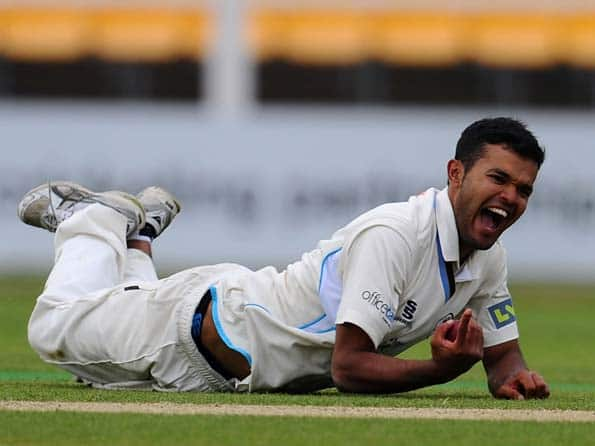 Azeem Rafiq - first Asian and youngest player to lead Yorkshire