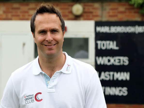 Vaughan predicts 4-0 whitewash of India