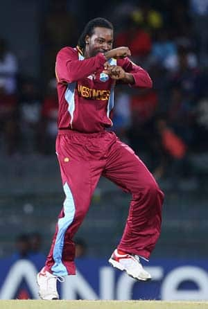 Chris Gayle and the West Indies bring the rock show back to cricket