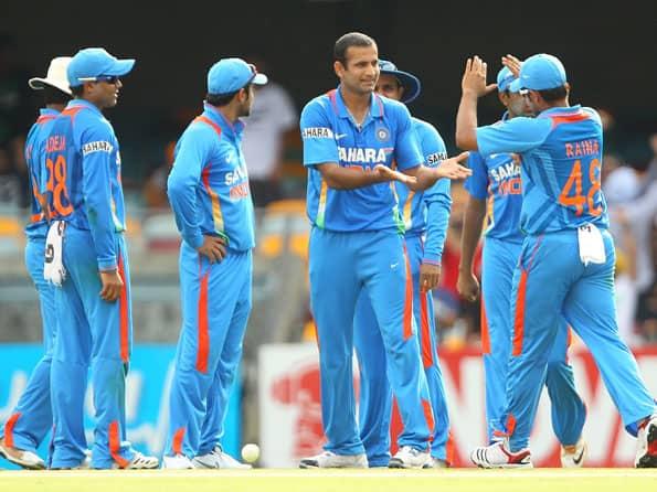 Team India put practice on hold till final CB Series ODI match