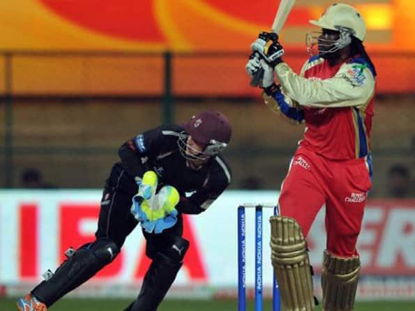 Royal Challengers Bangalore crush Somerset by 51 runs