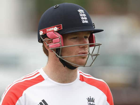 England pace attack will trouble India: Morgan