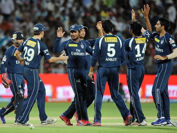 IPL 2012 Live Cricket Score: CSK vs DC T20 match- Deccan need 161 to win
