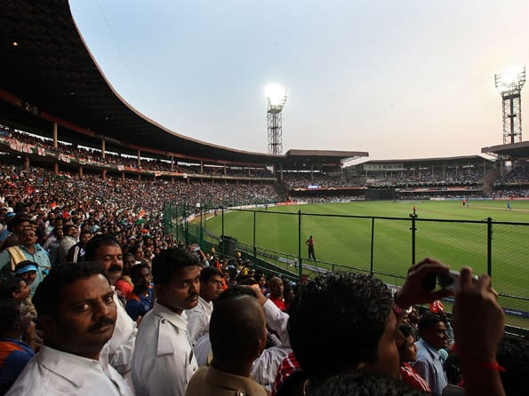 Mumbai lose five wickets as MP fight back on day one