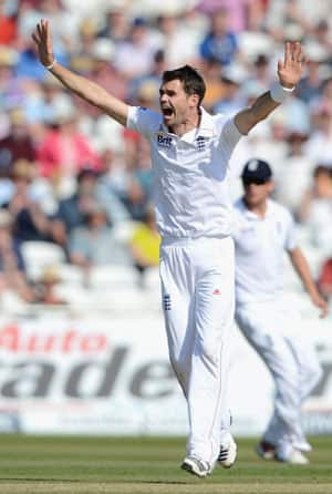 James Anderson likely to be rested for Edgbaston Test against West Indies