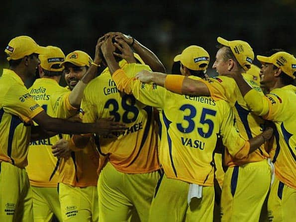 Chennai start IPL 4 with a thrilling win