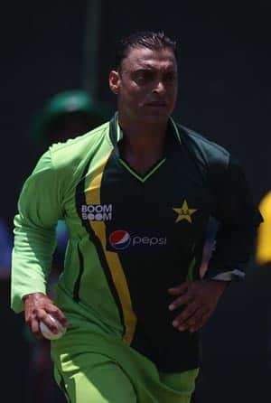 NCP activists arrested for protesting against Shoaib Akhtar