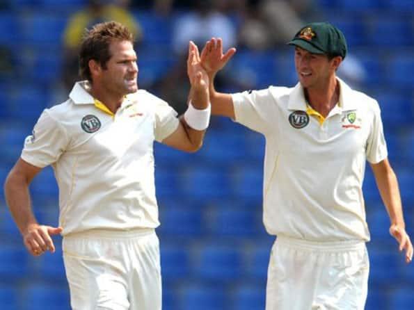 Australia sweat over Ryan Harris' fitness
