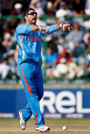 Yuvraj declares himself fit for England tour