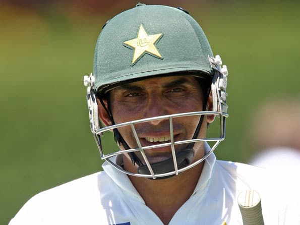 Targeting a top four in Tests by 2013: Misbah