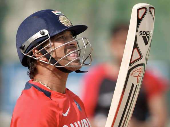 Sachin Tendulkar's signed bat one of the most valuable possessions: British PM