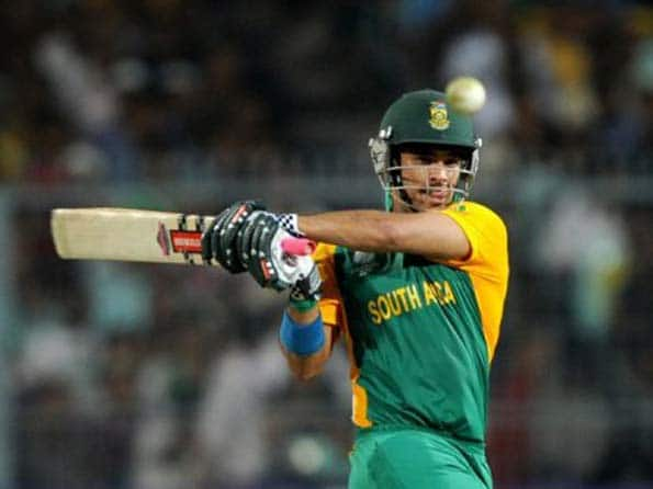 Duminy scores half-century to rescue South Africa