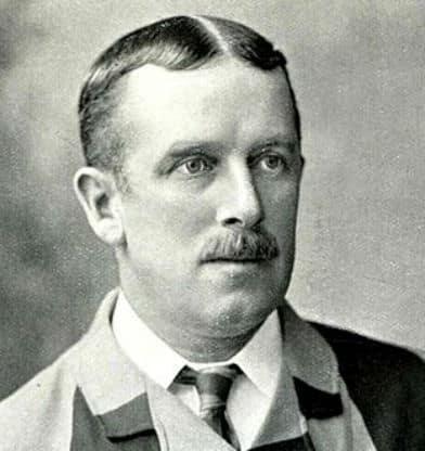 Albert Hornby