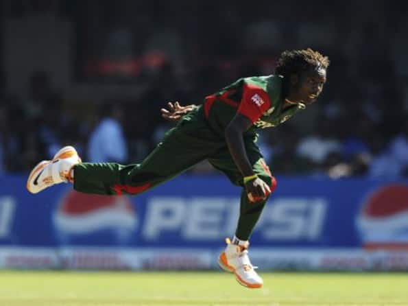 Cricket Kenya withdraws contract of five players