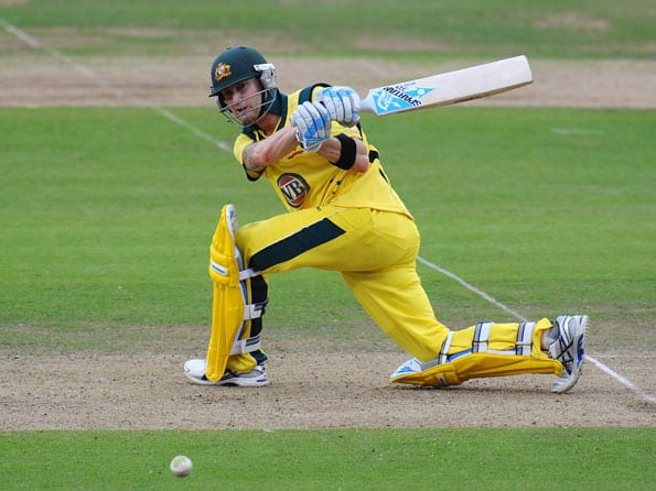 Michael Clarke praises in-form England after trailing in ODI series
