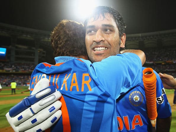 MS Dhoni says he gets influenced under pressure