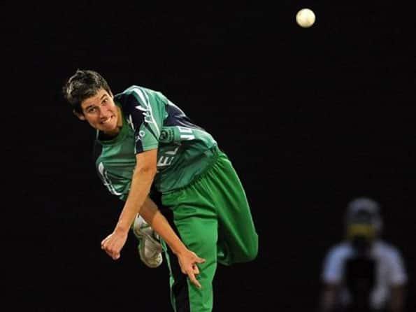 Tendulkars wicket a dream come true: George Dockrell