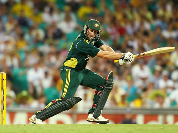 David Hussey eyes potential Test debut in 2013 Ashes