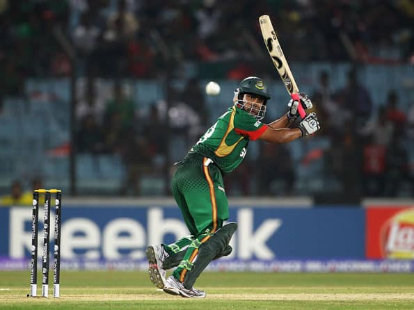 Bangladesh include Tamim Iqbal in Asia Cup squad