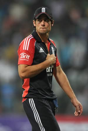 Alastair Cook rues England's poor batting after series loss to India