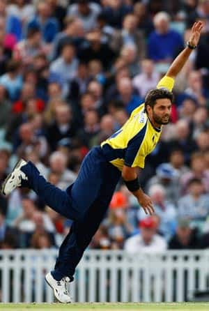 I am willing to play under any captain: Shahid Afridi