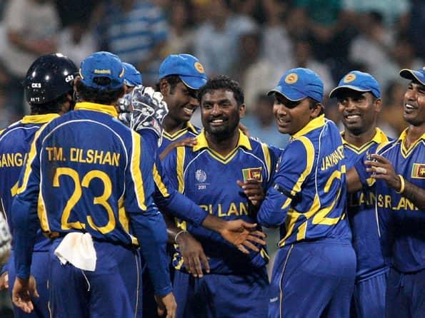Sri Lanka announces 15-man sqaud for Pakistan tour