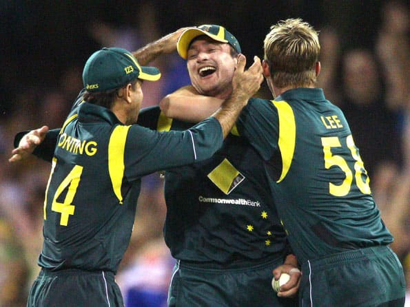 Australia crush India to register a massive win in CB Series