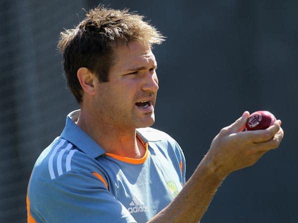 Ryan Harris set to replace James Pattinson in Perth Test