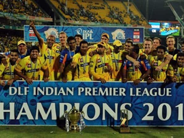 Chennai reclaim Indian Premier League easily