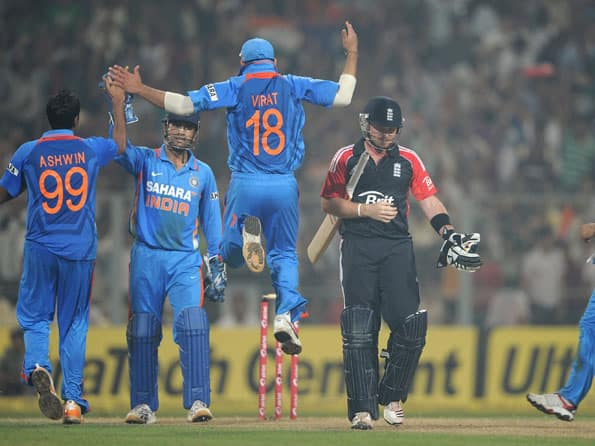 Punjab deputy CM congratulates Team India for series win