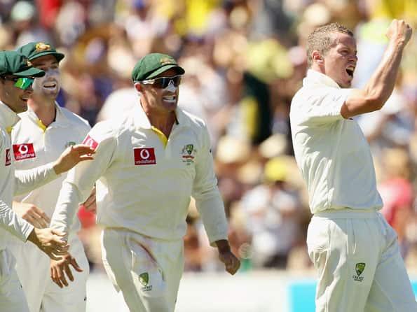 Peter Siddle mocks deflated Indian batting line-up