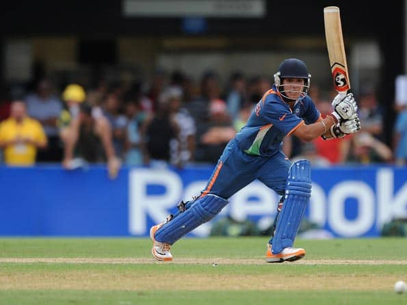 Under 19 Cricket World Cup 2012: Smit Patel happy to keep faith of the team in the final