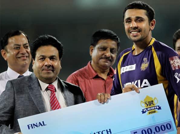 Manvinder Bisla's journey to IPL glory
