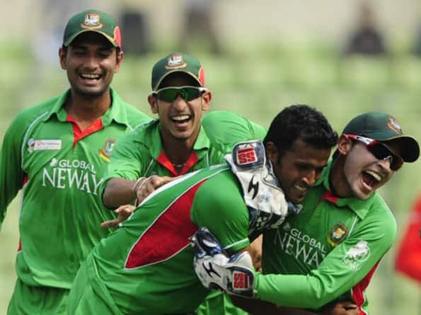 No practice sessions for Bangladesh ahead of matches in Pakistan
