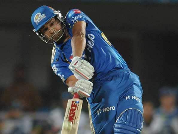 IPL 2012: Rohit Sharma warned for breaching Code of Conduct
