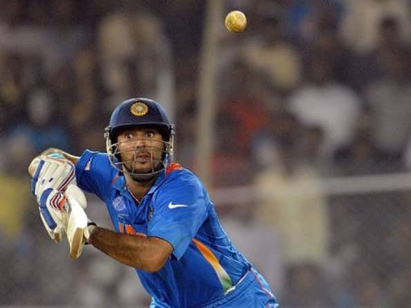 Yuvraj Singh included in India's T20 World Cup preliminary squad