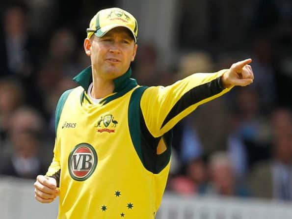 Michael Clarke urges Australia to keep improving against spin