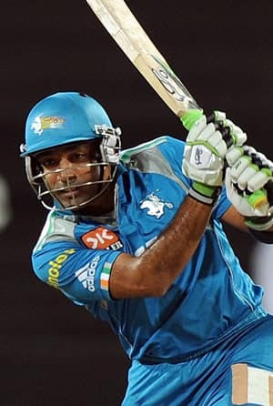 IPL 2012: Gayle set the plot for de Villiers and Tiwary, says Uthappa