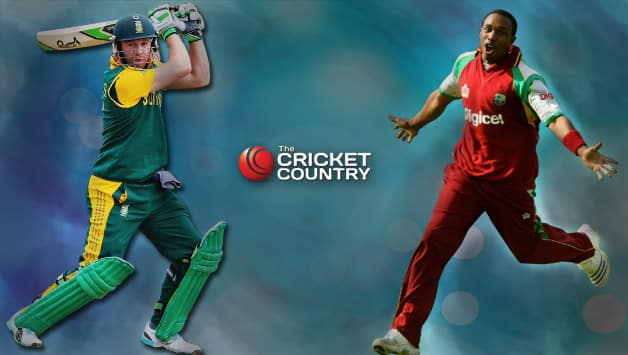 South Africa vs West Indies 2014-15