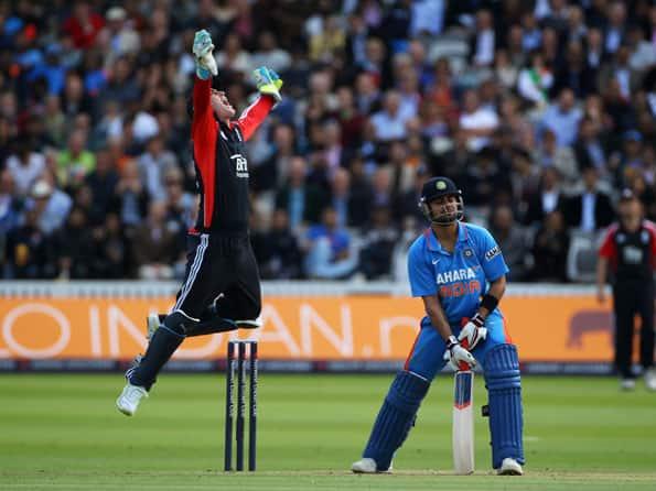 Live Score - India vs England 5th ODI Match at Cardiff