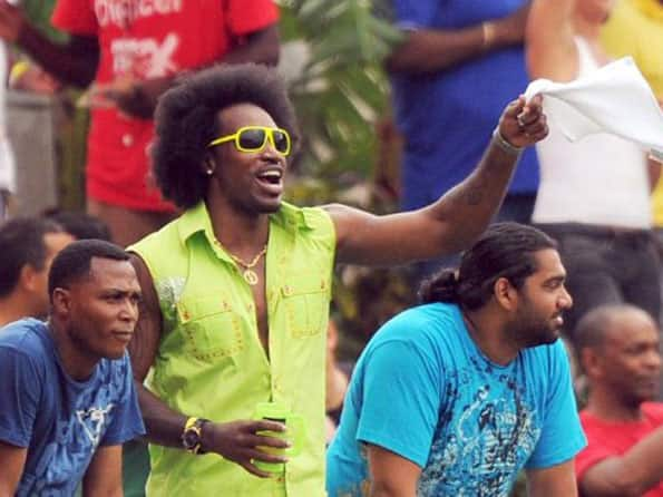 Kohli and Gayle join countdown to Metallica's arrival in India for F1 Rocks
