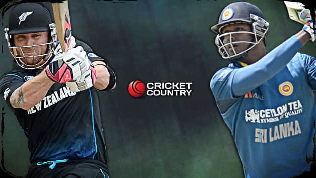 New Zealand vs Sri Lanka, 2015-16
