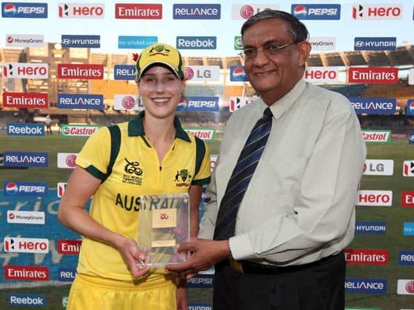 ICC Women's World T20 2012: Australia trump West Indies to reach final